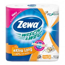 кухненска ролка Zewa W-W...