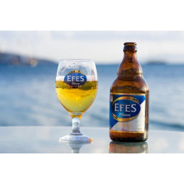 бира Efes Pilsener 5.0- 500мл