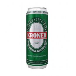бира Кронер 4- кен 500мл