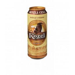 бира Kozel 10 кен 500мл