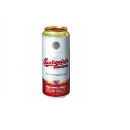 бира Budweiser 5.0- кен 500мл
