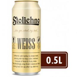 бира Stolichno Weiss 4.2-...