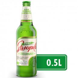 бира Загорка специално 5.0%...