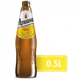 бира Ариана светло 4.5- 500мл