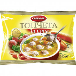 топчета за Супа Сами-М...