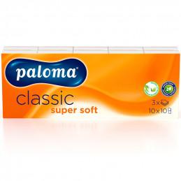 носни кърпи Paloma 10бр х...