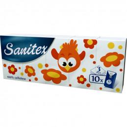 носни кърпи Sanitex Orange...