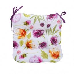 възглавница за стол цветя...