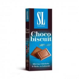 бисквити SL шоколадови с...