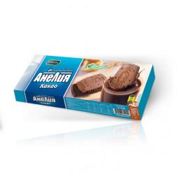 бисквити Анелия с шоколад...