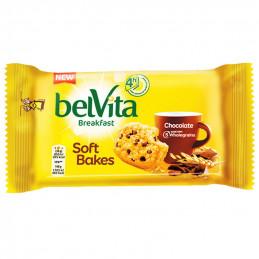 бисквити belVita Soft шоко...