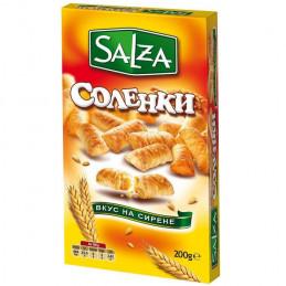 соленки Salza със сирене 200гр