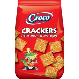 крекери Croco сусам и мак...