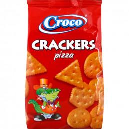 крекери Croco пица 100гр