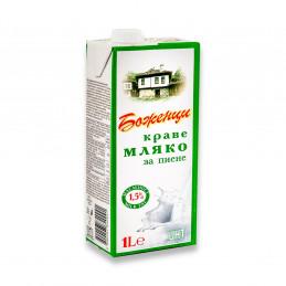 мляко прясно 1.5- 1л UHT