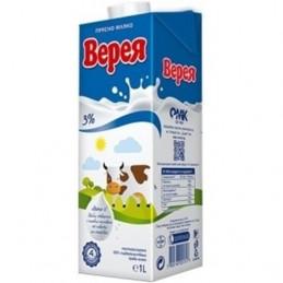 мляко прясно Верея кутия 3- 1л
