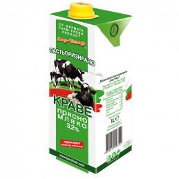 мляко прясно Бор Чвор 3.2-...