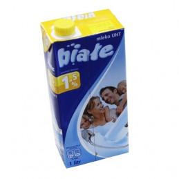 мляко прясно Biale 1.5- 1л UHT