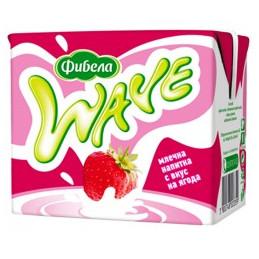мляко плодово Фибела ягода...