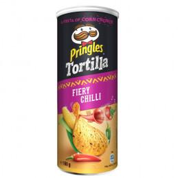 чипс Pringles чили 165гр