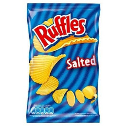 чипс Ruffles сол 155гр