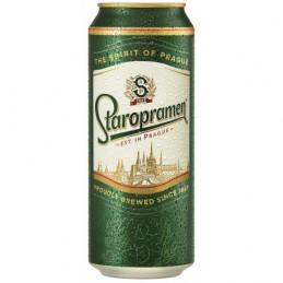 бира Staropramen 5.0- кен...