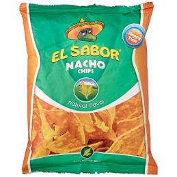 чипс царевичен  El Sabor...