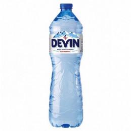 вода минерална Devin 1.5л
