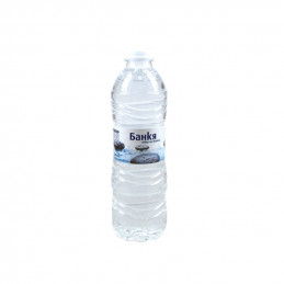 вода минерална Банкя 500мл