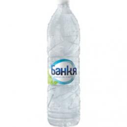 вода минерална Банкя 1.5л...