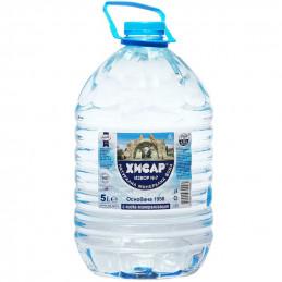 вода минерална Хисар 5л