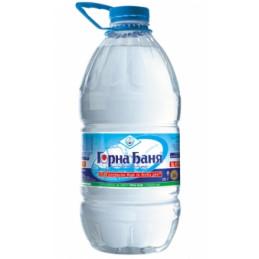 вода минерална Горна Баня 3л