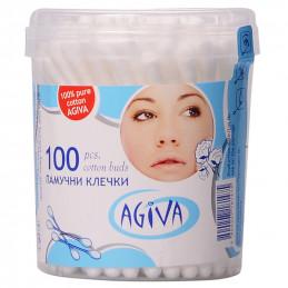 клечки за уши Agiva 100бр