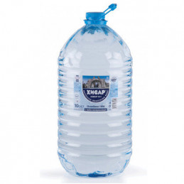 вода минерална Хисар 10л