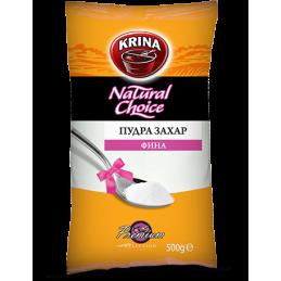 пудра захар Krina 500гр