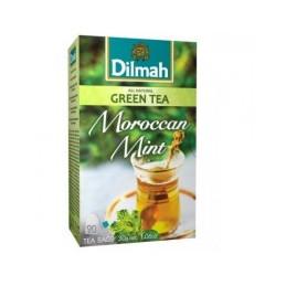 чай зелен Dilmah 20бр