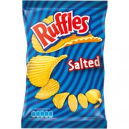 чипс Ruffles сол 260гр