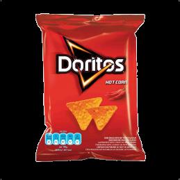 чипс Doritos с лютив вкус...