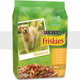 суха храна за куче Friskies...