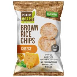 чипс оризов Rice Up сирене...