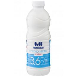мляко прясно краве Ел Би...