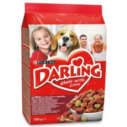 суха храна за куче Darling...