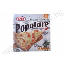 пица Vici с три вида сирена...