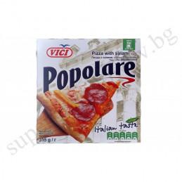 пица Vici със салам 315гр...