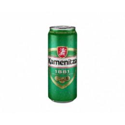 бира Каменица 0.0- кен 500мл