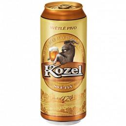 бира Kozel кен 500мл