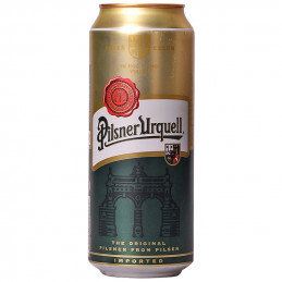 бира Pilsner Urquell 4.4-...