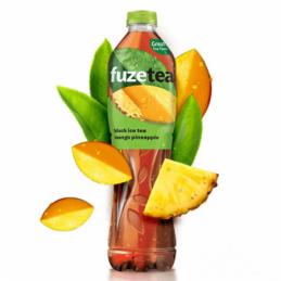 чай студен Fuzetea манго и...