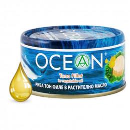 риба тон Ocean филе в...