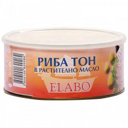риба тон Elabo в растително...
